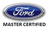 ford master certified logo